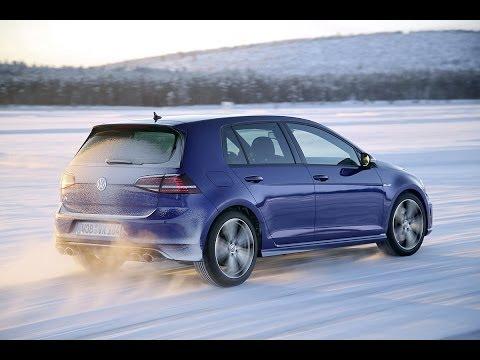 VW Golf R (2014) - Extremtest Bei - 36°C