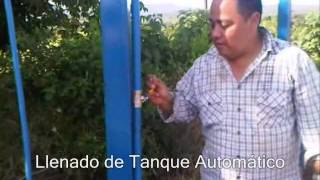 MAXS RUETTE DIRECTOR DE CADETEC.  (SISTEMA DE RIEGO CON ENERGÍA SOLAR)