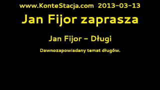 Jan Fijor zaprasza : Jan Fijor - Długi