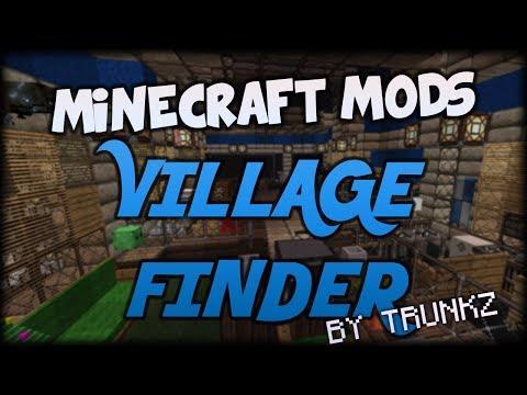 [1.6.4] Find a Village! Minecraft Village Finder Mod