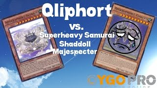 """Unplayable Qliphort"" Qliphort without Towers! - Yu-Gi-Oh! DevPro"