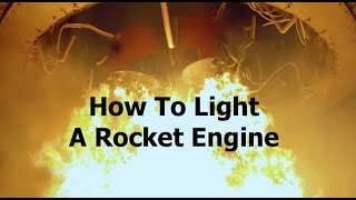 How Rockets Are Ignited - Things Kerbal Space Program Doesn