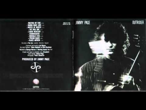 Jimmy Page - Blues Anthem