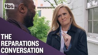 How To Take Reparations From The Hypothetical To Reality! | Full Frontal on TBS