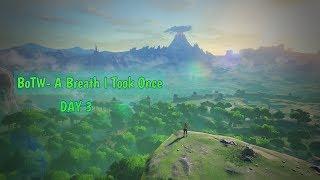 [Summer Streams] Legend of Zelda BoTW - DAY 3 (MARATHON EDITION)