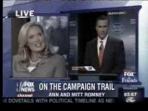 ann romney. Ann Romney appears on quot;Fox