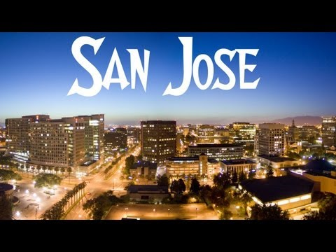 San Jose, California, USA, Capital of Silicon Valley