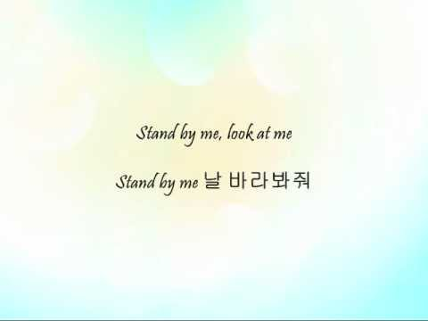SHINee - Stand By Me Han & Eng