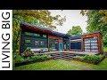 Musician S Incredible Modern Tiny House Mobile Music Studio mp3