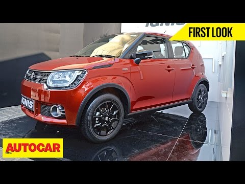 Maruti Ignis   First Look   Autocar India