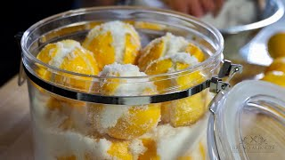 Lemon Confit Recipe – Bruno Albouze – THE REAL DEAL