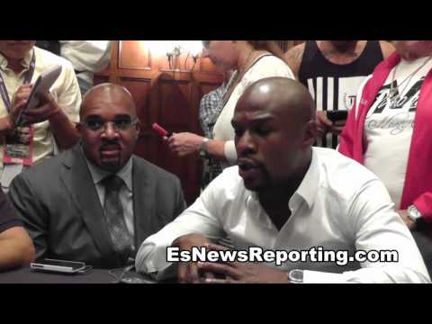 does floyd mayweather pay to watch pacquiao fight? EsNews boxing Image 1