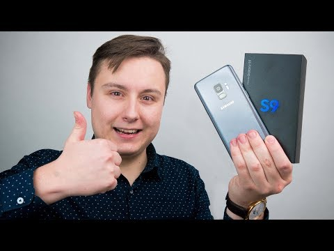 Samsung Galaxy S9 – реакция и распаковка. APPLE, ДОГОНЯЙТЕ!
