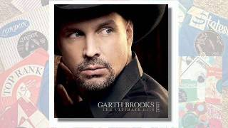 Watch Garth Brooks Standing Outside The Fire video