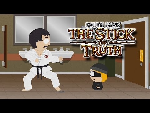 All the Farts - South Park: The Stick of Truth - Fart Abilities Gameplay klip izle
