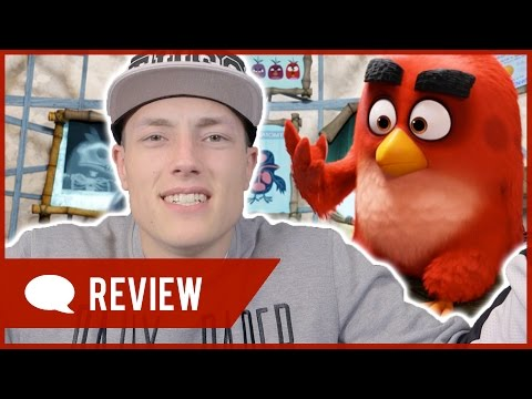 ANGRY BIRDS (2016) - #FilmReview