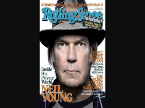 Neil Young- My My, Hey Hey (Out Of The Blue) Music Videos