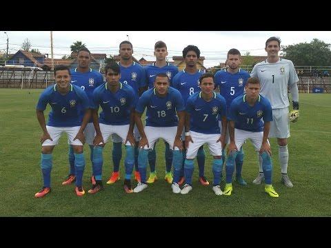 Seleção Brasileira Sub-20: confira os gols de Brasil 3 x 0 Equador