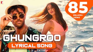Download lagu Lyrical | Ghungroo Full Song | WAR | Hrithik, Vaani, Arijit Singh, Shilpa | Vishal & Shekhar, Kumaar