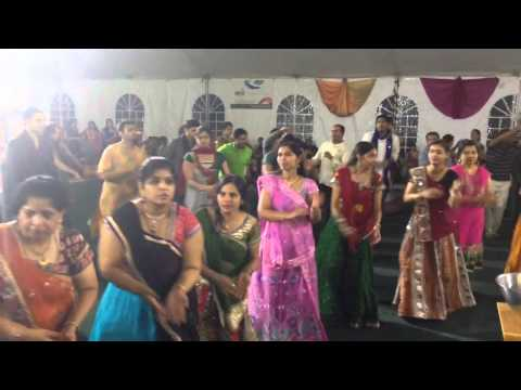 Navratri Garba 2013 Day 1 part-2