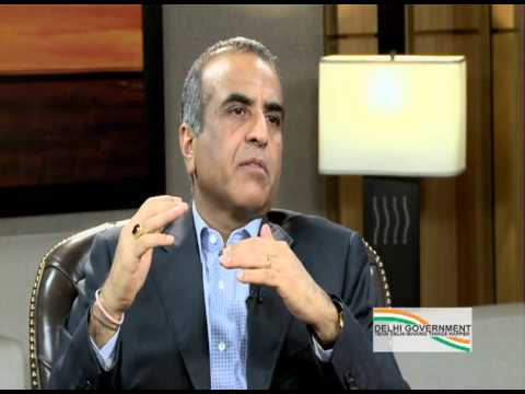 Dilli Dil Se with Sunil Bharti Mittal Episode