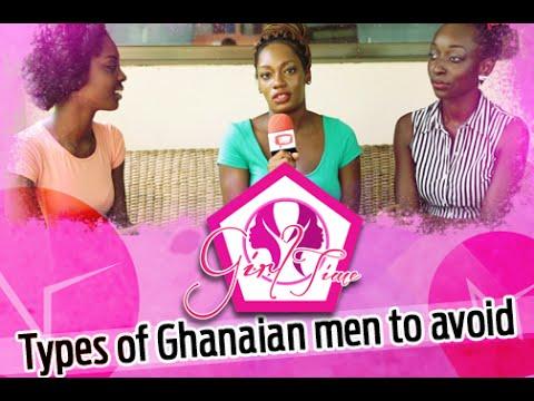 Girl Time: Types of Ghanaian Men to Avoid (Pt 1)