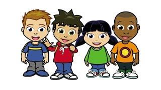 Ban Moin Un Ti Bo (Creole children song) - Royaume de la petite enfance