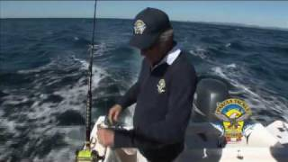 Pakula Lures 130 On The Boat Part 1
