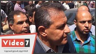 بالفيديو.. طاهر أبو زيد: وفاة أحمد رجب أسواء يوم فى تاريخ أخبار اليوم