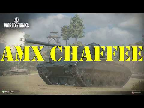 AMX Chaffee, NEVER GIVE UP