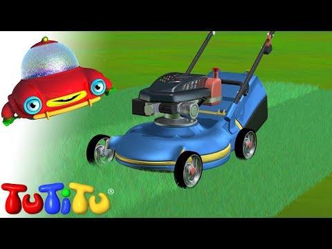 TuTiTu Toys | Lawn mower
