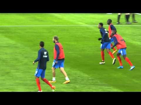 Anthony Martial ● Paul Pogba ● Antoine Griezmann ● André-Pierre Gignac