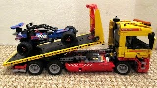 LEGO Technic 8109 Motorized Tow Truck
