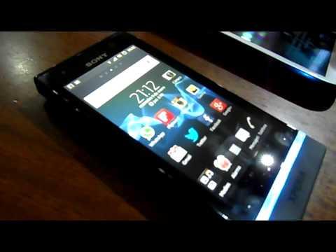 Sony Xperia U, como nunca nadie te lo mostró