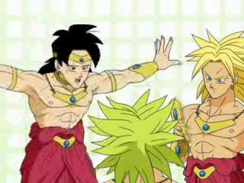 Broly Triple Feature Triple Baka Broly