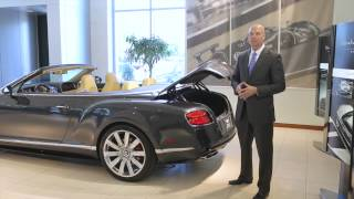 2015 Bentley Continental GT V8 S Convertible Review