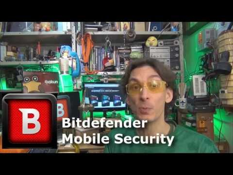 Bitdefender Mobile Security & Antivirus - Android - #A19-106 - Android