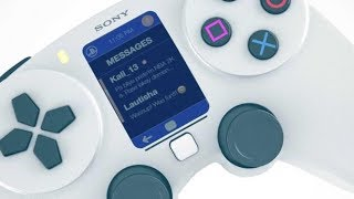 PS5 Controller - PlayStation 5 Controller with LCD SCREEN?