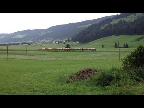 TOURISM IN AUSTRIA AND TRAIN BIKE.