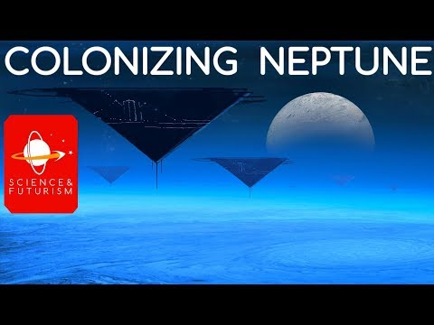 Outward Bound: Colonizing Neptune