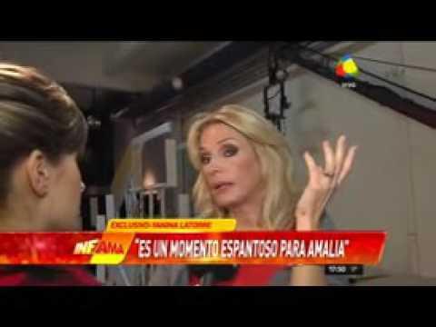 Yanina Latorre: El tipo es un atrevido y degenerado por cagar a la mujer
