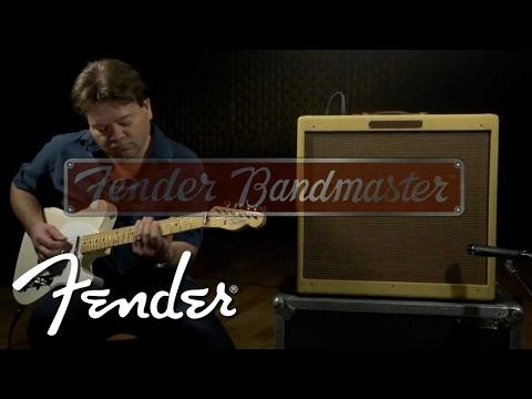 Fender '57 Bandmaster Demo