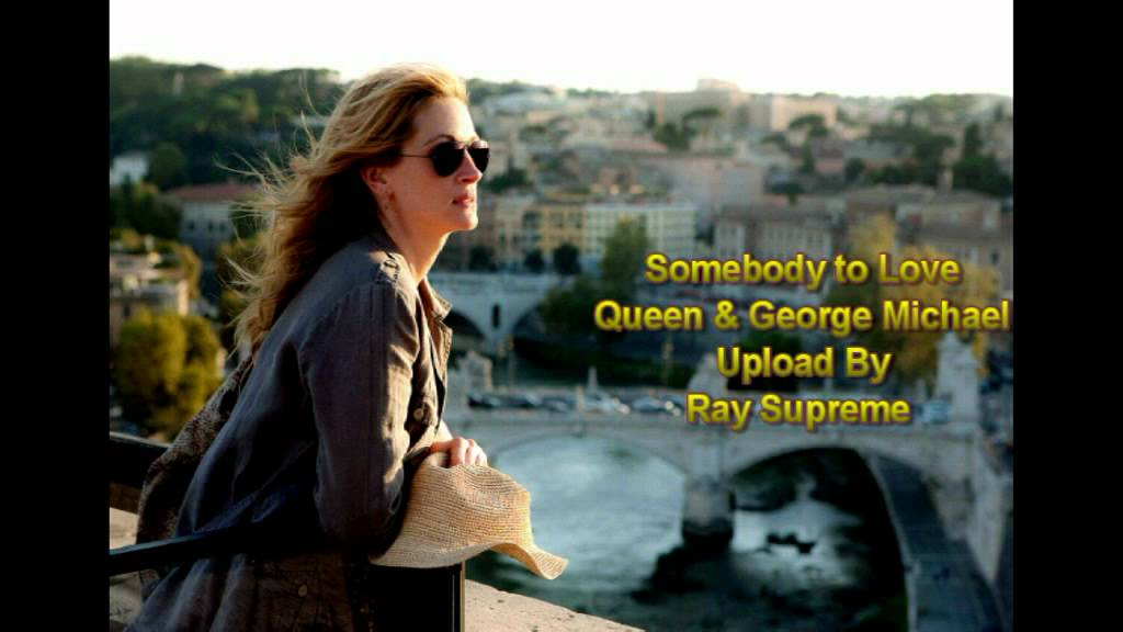 George Michael - Somebody To Love Lyrics
