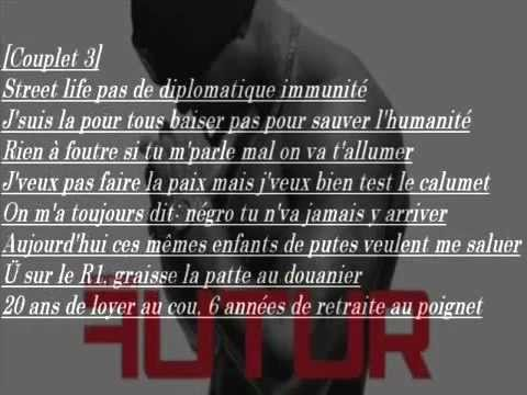 Booba - Tombé Pour Elle [+paroles] video
