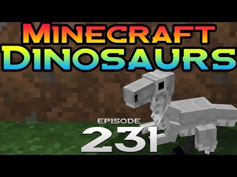 Minecraft Dinosaurs Episode 231 Deinonychus