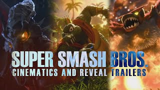 The History of Super Smash Bros. Reveal Trailers and Cinematics | The Canipa Effect