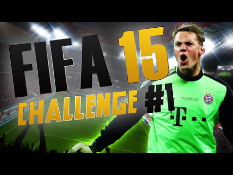 Achterstevoren?! Timo's FIFA Challenge!! #1