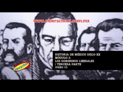 Historia De Mexico Siglo Xx Video 17 video