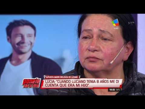 Habló la supuesta madre de Luciano Pereyra: Mi corazón me dice que es mi hijo