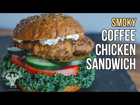 Smoky Coffee Chicken Rub Recipe / Receta para Condimento hecho de Granos de Café thumbnail